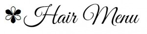 hair menu2